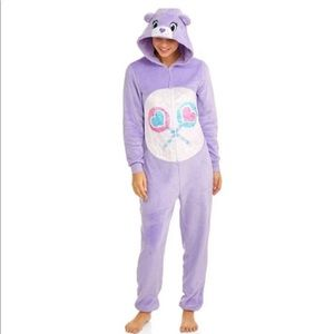 Other - Womens Carebear Union Suit Christmas